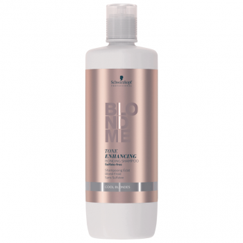 Schwarzkopf Shampoo BlondMe Cool Blonde 1000ml