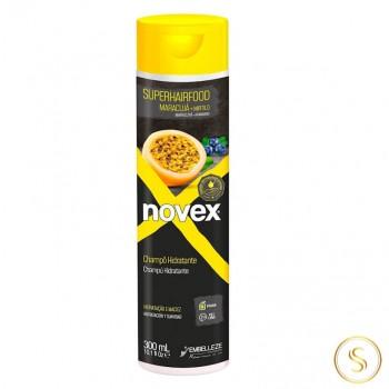 Shampoo Novex Maracujá e Mirtilo 300ml