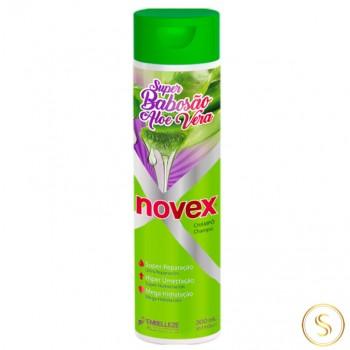 Shampoo Novex Super Babosão Aloe Vera 300ml