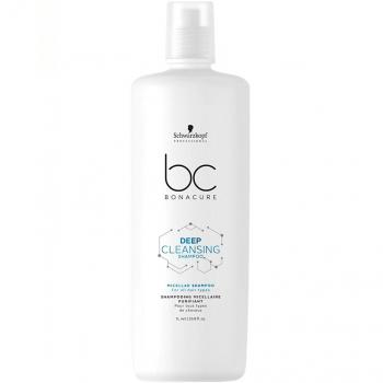 Shampoo Schwarzkopf Deep Cleansing 1000ml