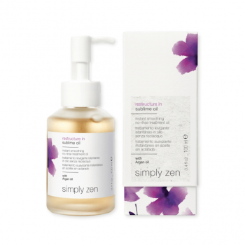 Simply Zen Restructure In Sublime Oil 100ml