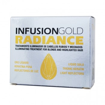 Tahe Infusion Gold Radiance A+B 2X10ml