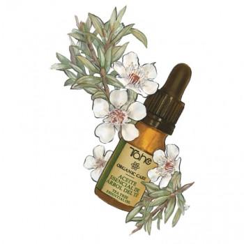 Tahe Organic Care Tea Tree Essential Oil 10ml