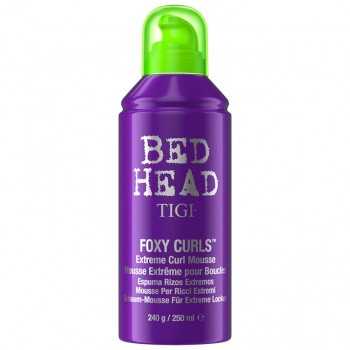 Tigi Bed Head Foxy Curls Mousse 250ml