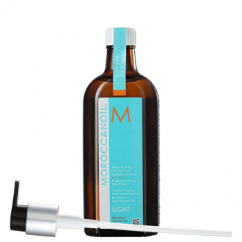 Tratamento Moroccanoil Light 200ml