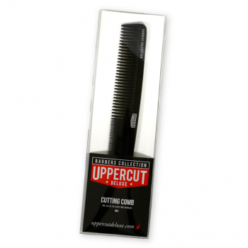 Uppercut Deluxe BB3 Black Cutting Comb
