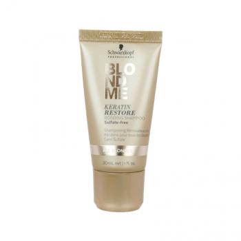 [VIAGEM] Schwarzkopf Shampoo Blondme Cabelos Louros 30ml