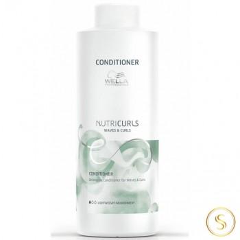 Wella Condicionador Nutricurls 1000ml