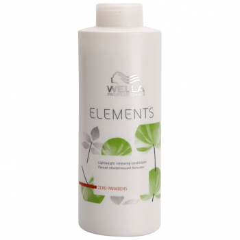 Wella Elements Lightweight Renewing Condicionador 1000ml