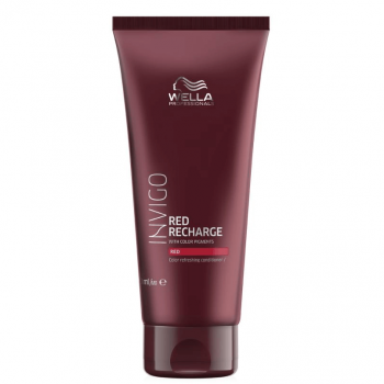 Wella Invigo Color Recharge Red Condicionador 200ml