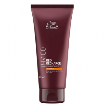 Wella Invigo Color Recharge Warm Red Condicionador 200ml