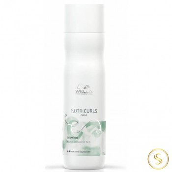 Wella Nutricurls Shampoo Curls 250ml