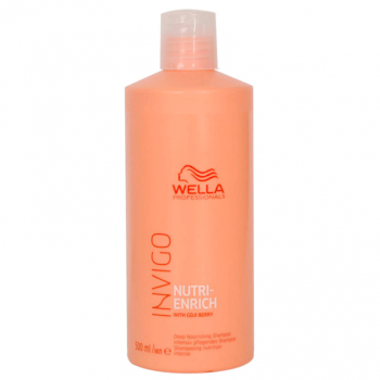 Wella Shampoo Invigo Nutri-Enrich 500ml