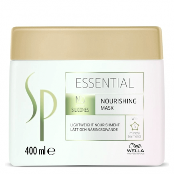 Wella Sp Essential Nourishing Máscara 400ml