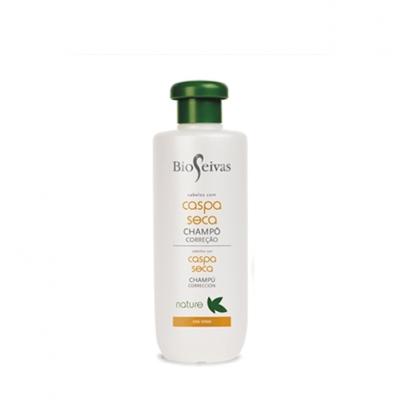 Bioseivas Shampoo Correção Caspa Seca 300ml