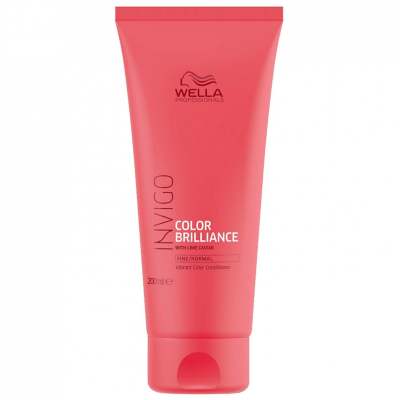 Condicionador Invigo Color Brilliance Cabelo Normal/Fino 200ml