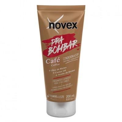 Condicionador Novex Pra Bombar Café 200ml