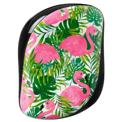 Escova Tangle Teezer Palm Flamingo