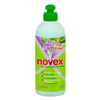 Gel Líquido Day After Novex Super Babosão Aloe Vera 300ml