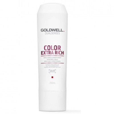 Goldwell Dualsenses Color Extra Rich Condicionador 200ml