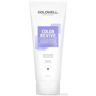 Goldwell Dualsenses Color Revive Condicionador Light Cool Blonde 200ml