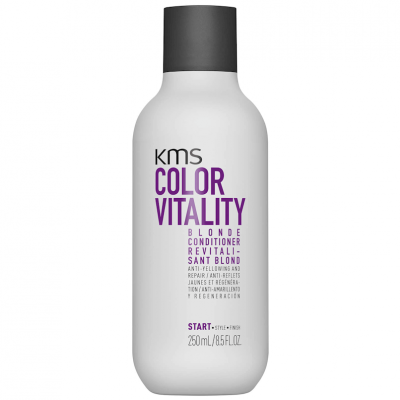 KMS Color Vitality Blonde Condicionador 250ml