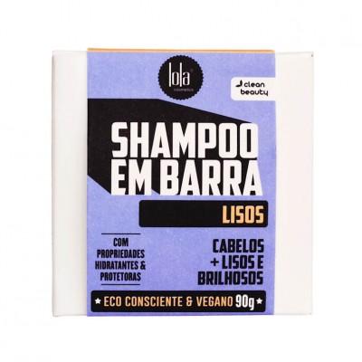 Lola Shampoo em Barra Lisos 90g