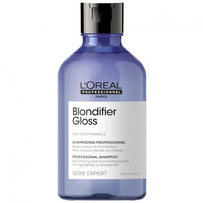 Loreal Blondifier Gloss Shampoo 300ml