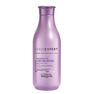 Loreal Condicionador Liss Unlimited 200ml