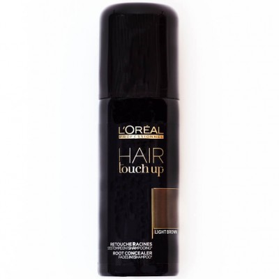 Loreal Hair Touch Up Light Brown 75ml