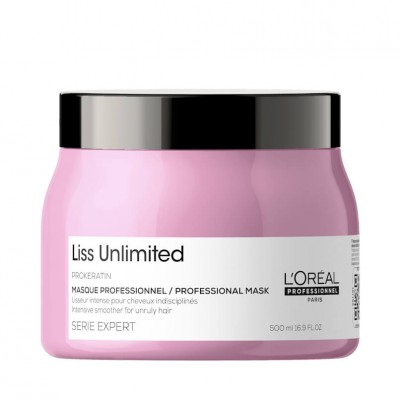 Loreal Máscara Liss Unlimited 500ml