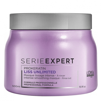 Loreal Máscara Liss Unlimited 500ml
