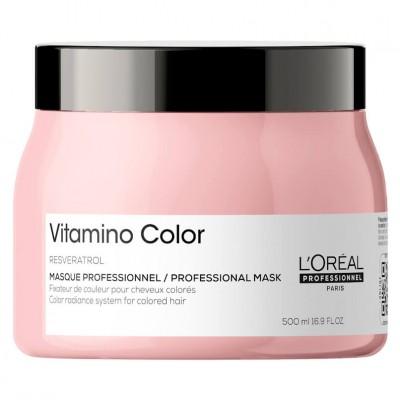 Loreal Máscara Vitamino Color 500ml