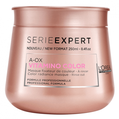 Loreal Máscara Vitamino Color A-OX 250ml