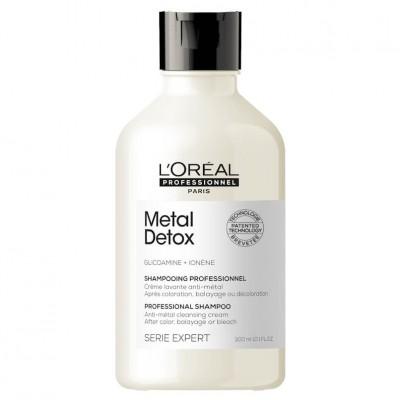 Loreal Metal Detox Shampoo 300ml