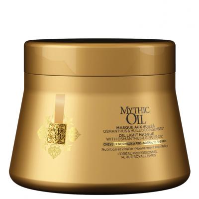 Loreal Mythic Oil Máscara Cabelo Normal/Fino 200ml