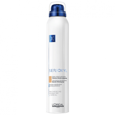 Loreal Serioxyl Spray Volumizante de Cor (Loiro) 200ml