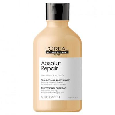 Loreal Shampoo Absolut Repair Gold 300ml