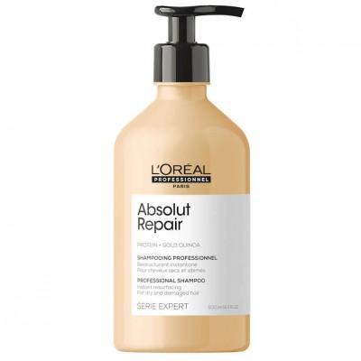 Loreal Shampoo Absolut Repair Gold 500ml