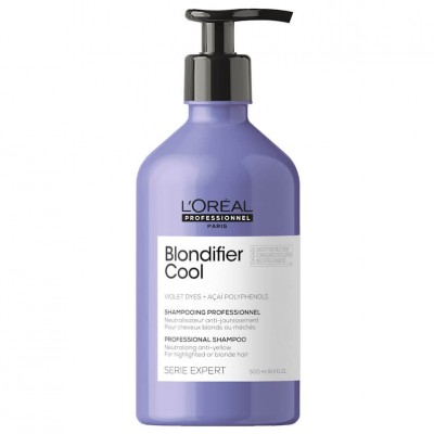Loreal Shampoo Blondifier Cool 500ml