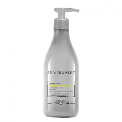 Loreal Shampoo Pure Resource 500ml