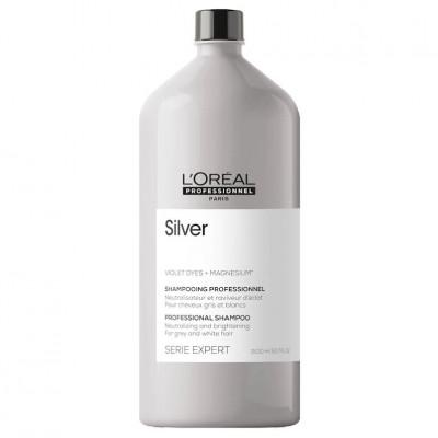 Loreal Shampoo Silver 1500ml