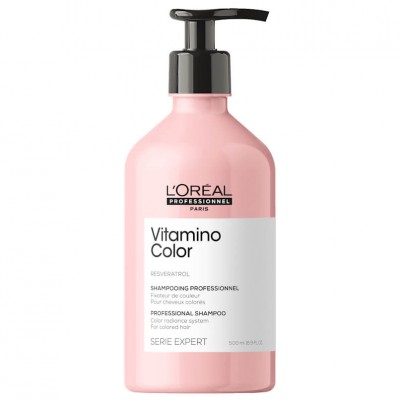 Loreal Shampoo Vitamino Color 500ml