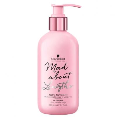 Mad About Lengths Shampoo Raiz até às Pontas 300ml