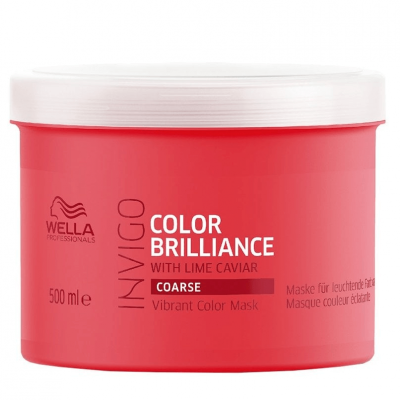 Máscara Invigo Color Brilliance Cabelo Grosso 500ml