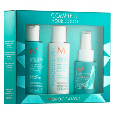 Moroccanoil Color Complete Kit Viagem