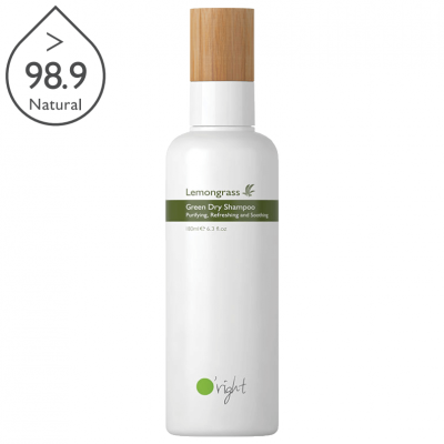 O'right Lemongrass Green Dry Shampoo 180ml