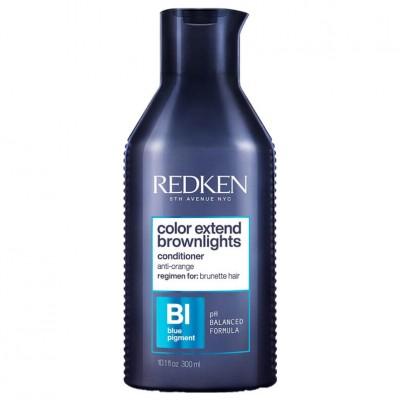 Redken Color Extend Brownlights Condicionador 300ml