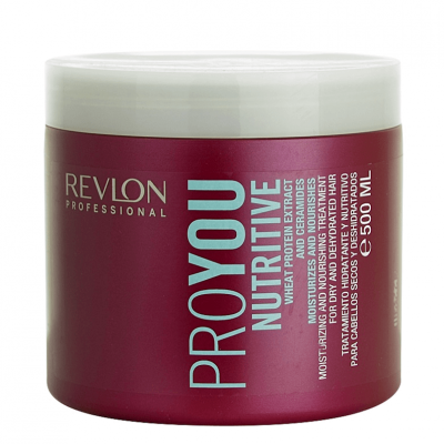 Revlon Pro You Máscara Nutritive 500ml