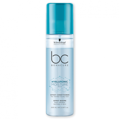 Schwarzkopf BC Hyaluronic Moisture Kick Spray Condicionador 200ml